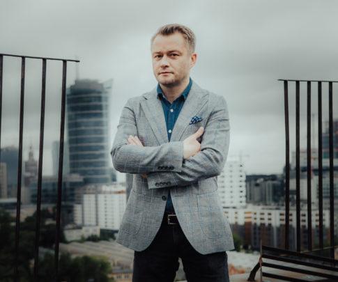 Lancerto | Jarosław Kuźniar ambasadorem Jarosław Kuźniar media