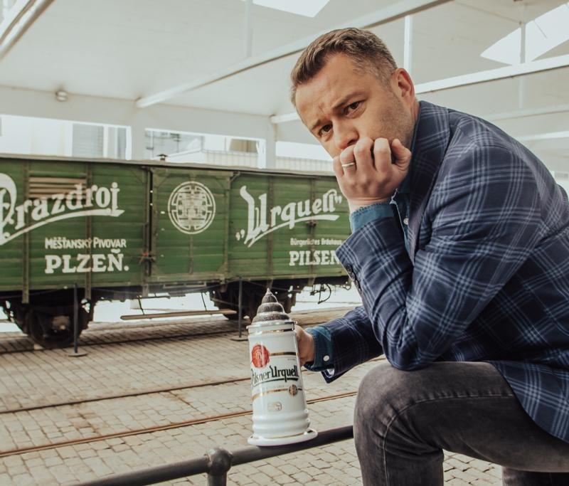 Kuźniar Media & Pilsner Urquell Jarosław Kuźniar media
