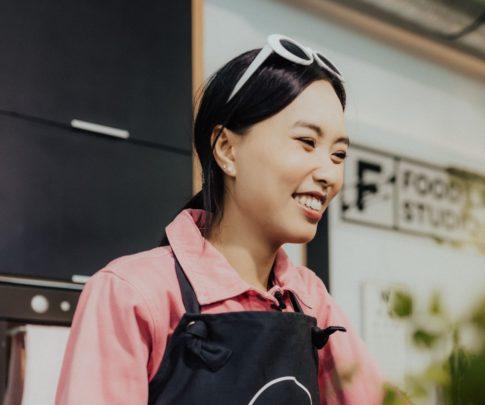 Ola Nguyen gotuje w Wietnamie Jarosław Kuźniar media
