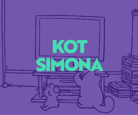 Kot Simona spełnia marzenia Jarosław Kuźniar media