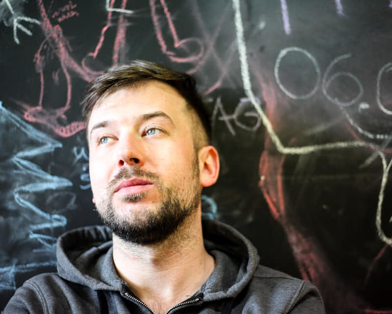 Trzy pytania do Przemysława Staronia Jarosław Kuźniar media