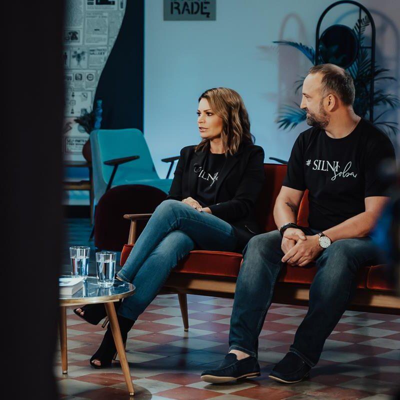 Joanna Górska: rak nie wybiera Jarosław Kuźniar media