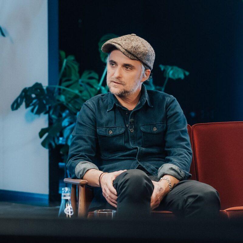 Artur Rojek: muzyka to lekarstwo dla duszy Jarosław Kuźniar media