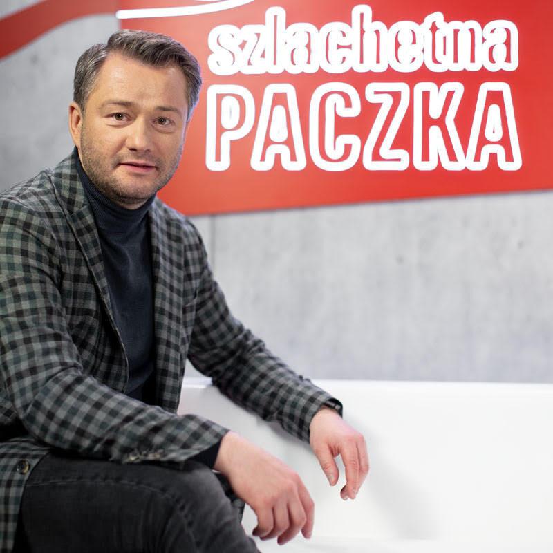 Funwisher wspiera Szlachetną Paczkę Jarosław Kuźniar media