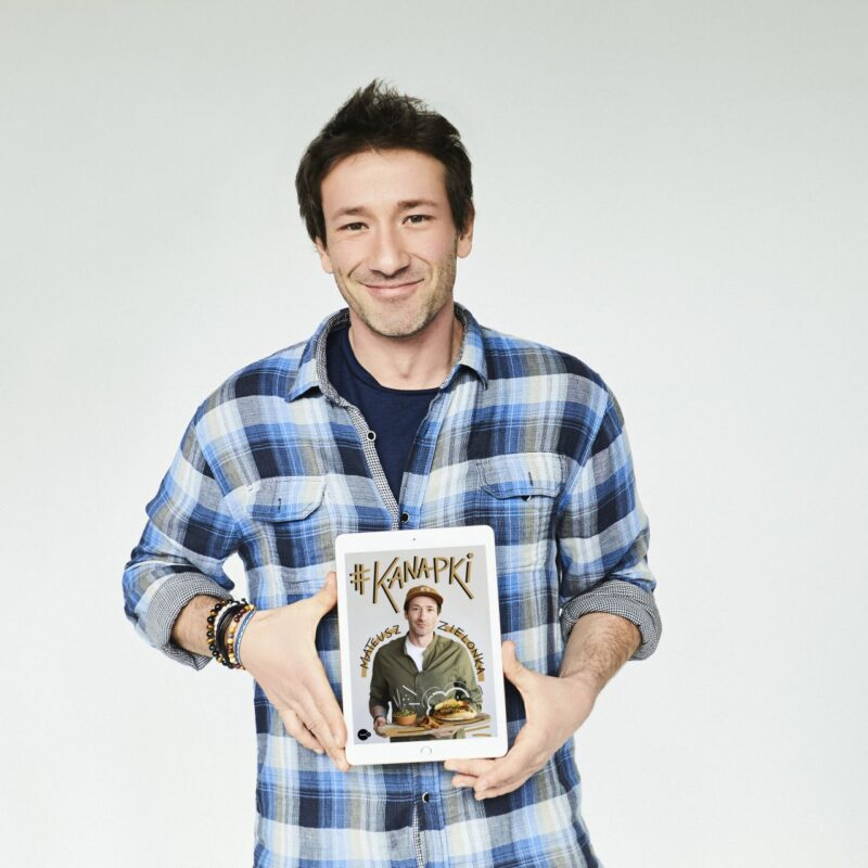 Kanapki - ebook Mateusza Zielonki Jarosław Kuźniar media